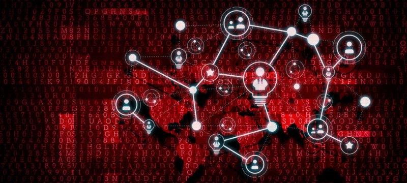 Imagen de base de datos digital.
