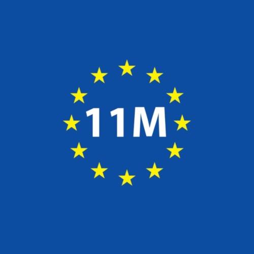 Imagen del 11M europeo.