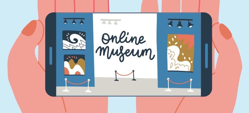 Cabecera del lema del día de los museos hoy