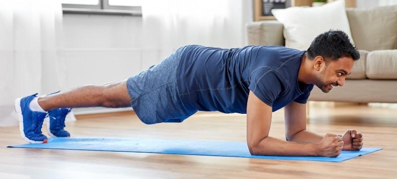actividad fisica confinamiento