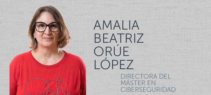 Entrevista con Amalia Orué
