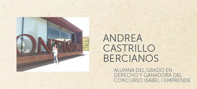 Andrea Castrillo Bercianos
