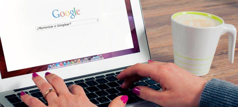 memorizar o googlear