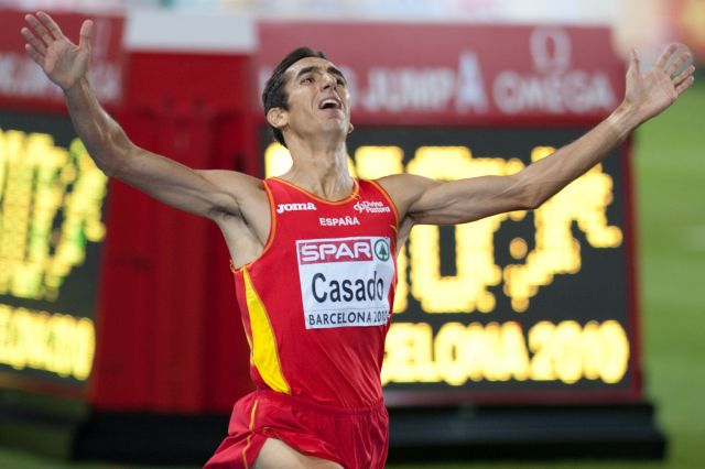 atletismo, arturo casado, 1500 metros, deporte, universidad isabel i, ui1
