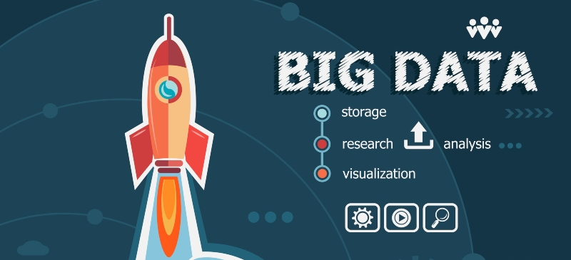 Big data, cohete y ´terminos de big data.