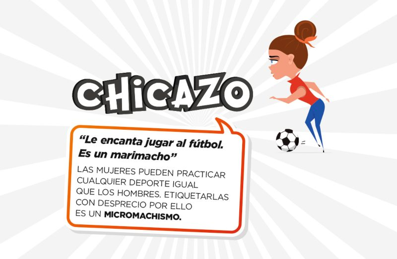 Micromachismo - Chicazo