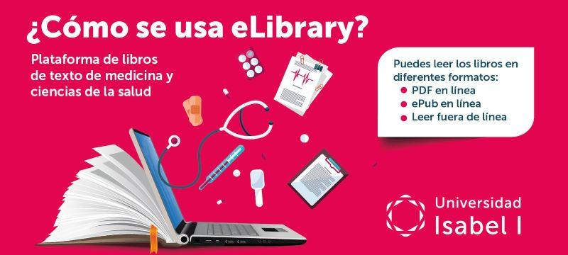 Como se utiliza la base de datos eLibrery