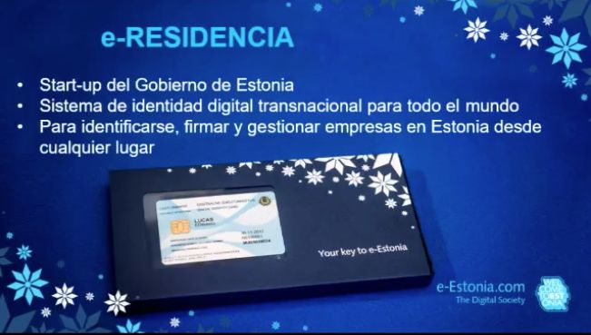 Estonia, país 'online'