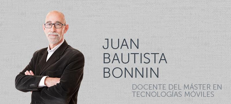 Entrevista Juan Bautista Bonnin