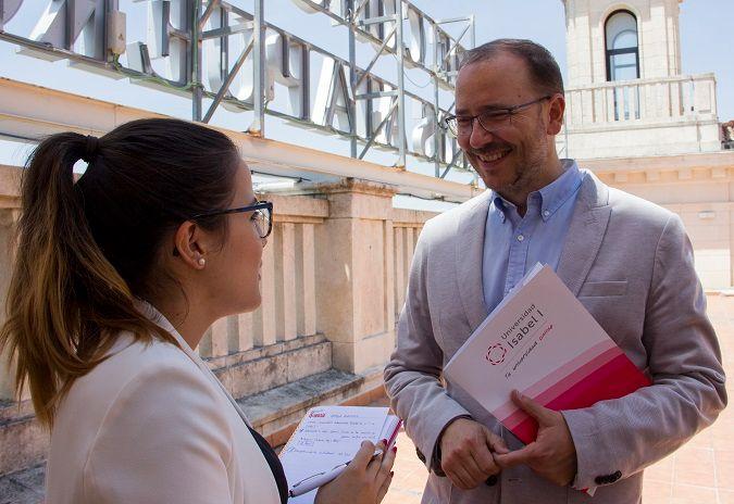 Entrevista a Cristóbal Fernández