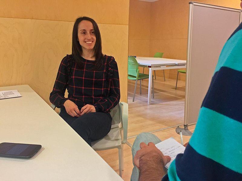 Entrevista a Yolanda Ballesteros: