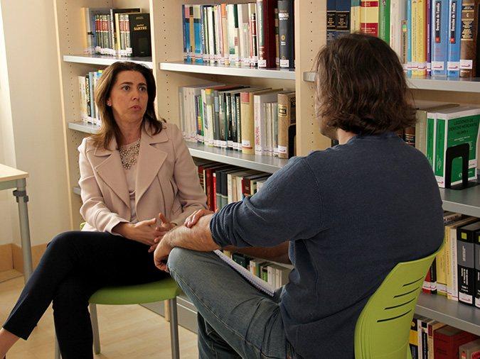 Entrevista a Pilar Conde
