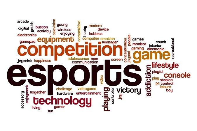 Conceptos relacionados con los eSports como competición, tecnología o estilo de vida