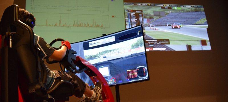 eSports automovilismo virtual