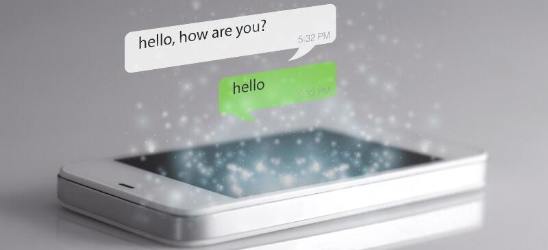 Fiable mensajes WhatsApp