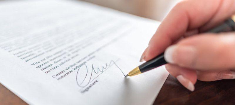 firma electrónica cualificada empleada