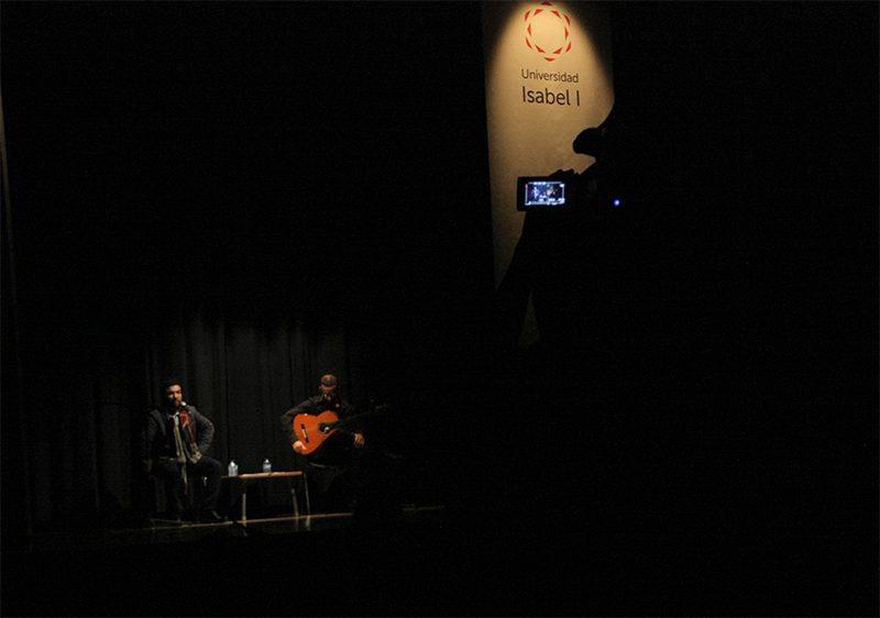 Jornada de Flamenco de la Universidad Isabel I