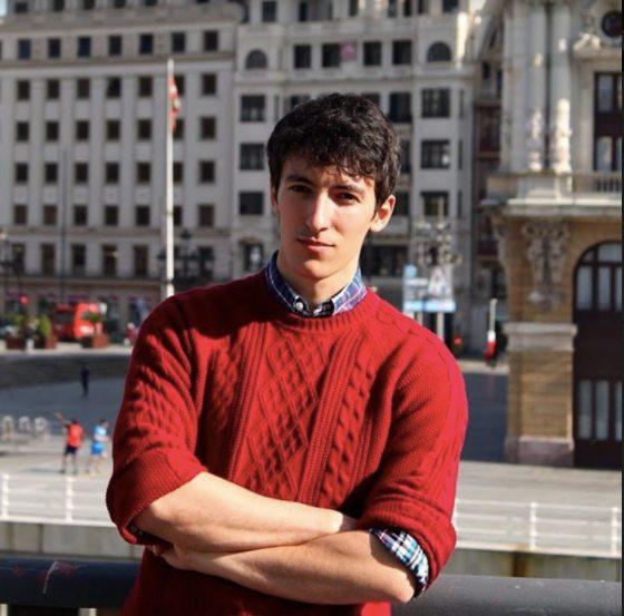 Entrevista a nuestro alumno Eduardo Alonso Arechaga