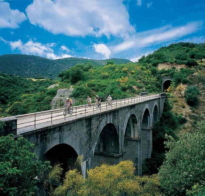 Vías Verdes, puertas abiertas al contacto con la naturaleza y al turismo activo