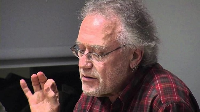 El autor Geoff Eley