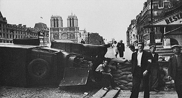 Barricada de París