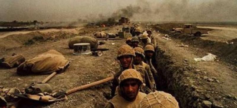 Guerra Irán-Irak. Fuente: El gran capitán