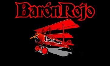 Logo de Barón Rojo. Fuente: Nacion Metal