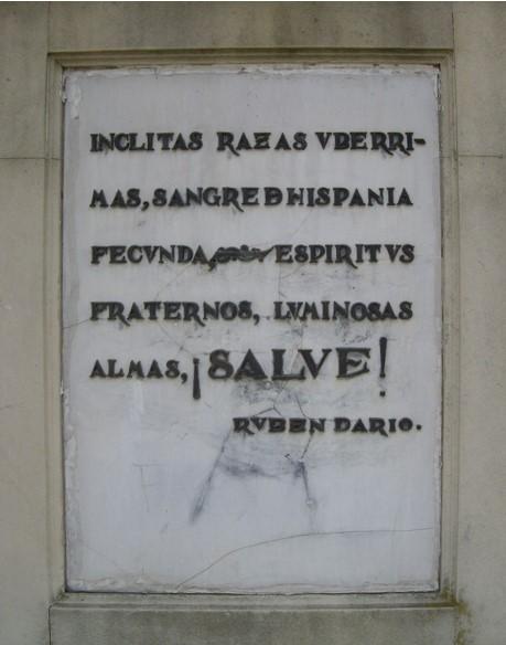 hispanidad 8. rubén darío