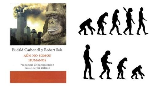 libro sobre evolución humana