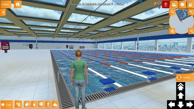 Mundos Virtuales 3D aplicados a la Enseñanza Superior