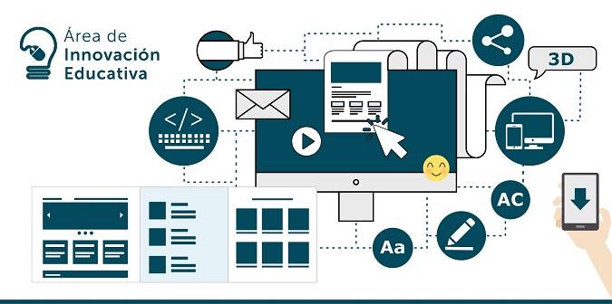 Infografía Área de Innovación Educativa