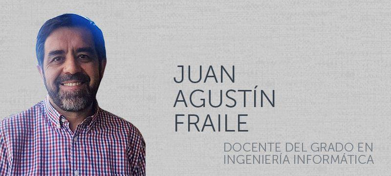 Juan Agustín Fraile