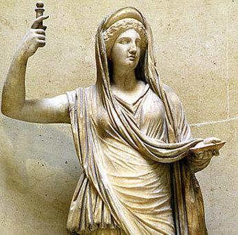 Diosa Juno