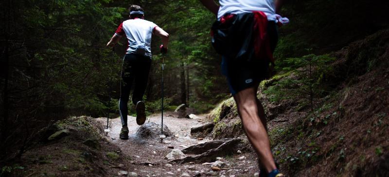 Fotografía realizada por Hugo Ramos en competición de montaña