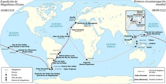 mapa del mundo 2
