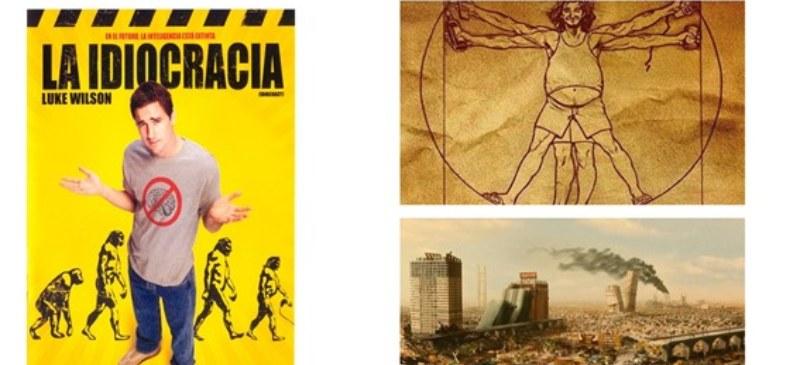 Marcos Terradillos, montaje de la idiocracia