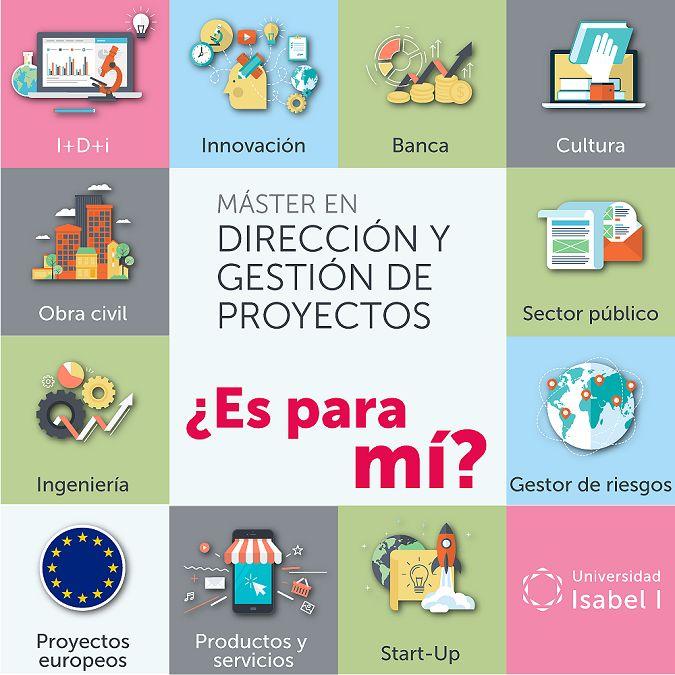 La Dirección de Proyectos  para gestionar la innovación en startups