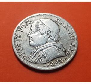 Moneda Pio IX