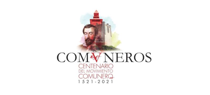 Imagen de la Diputación de Valladolid relativa a los actos del V Centenario del Movimiento Comunero