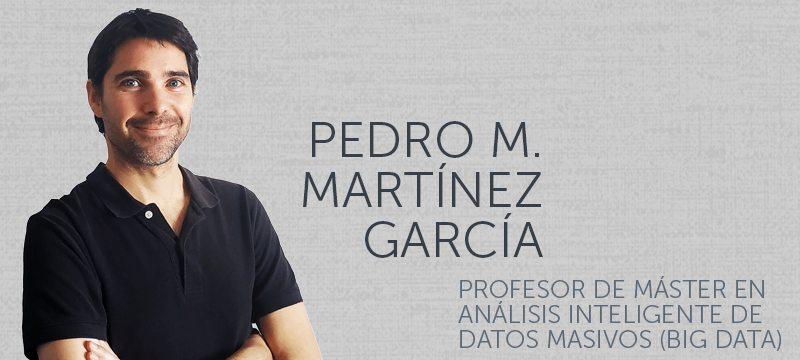 Pedro M. Martínez García