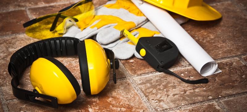 material de prevención de riesgos laborales