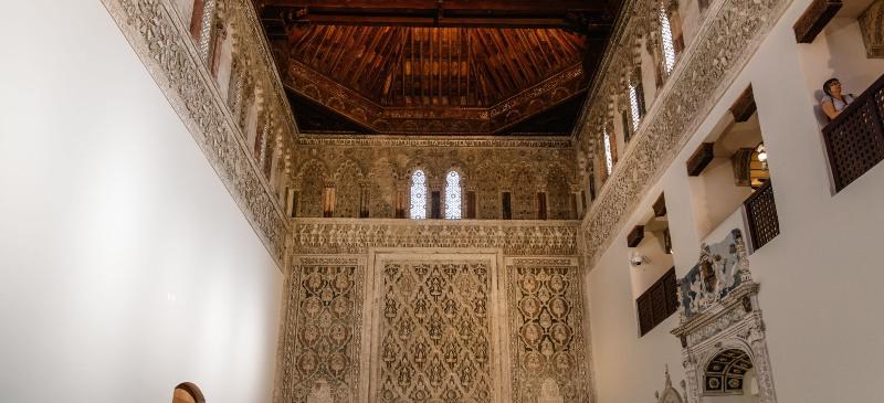 Sinagoga del Tránsito. Museo Sefardí de Toledo