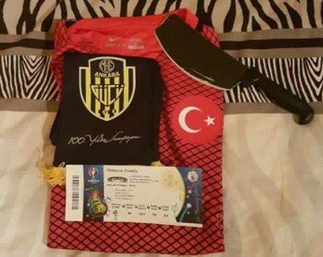 'Hooligans' turcos «preparados» para el partido