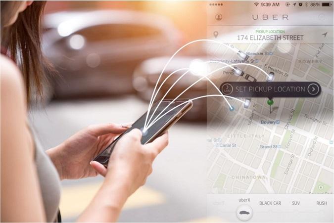 ¿Los trabajadores de Uber son autonomos o asalariados?