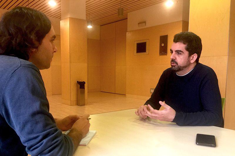 Entrevista a Raúl Márquez