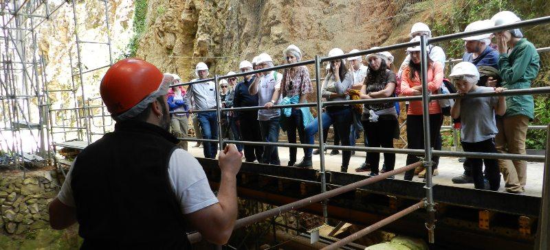Visita a los Yacimientos de Atapuerca con Marcos Terradillos como guía