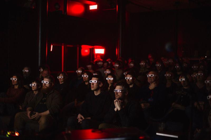 VR cinema LEV Festival