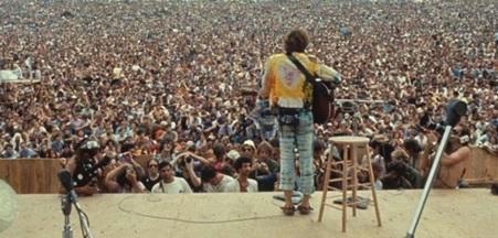 Woodstock, concierto