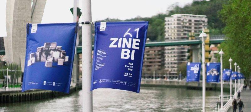 Imagen del cartel de ZINEBI Bilbao