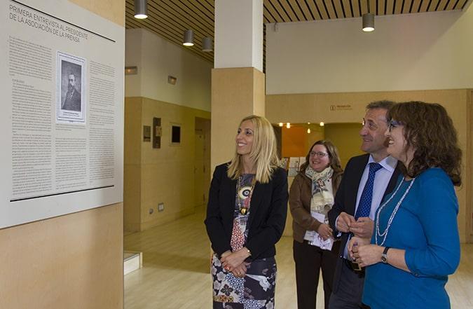 Exposición Prensa de Burgos